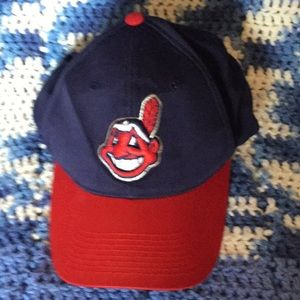 eb1822df41c Accessories - Chief wahoo baseball cap